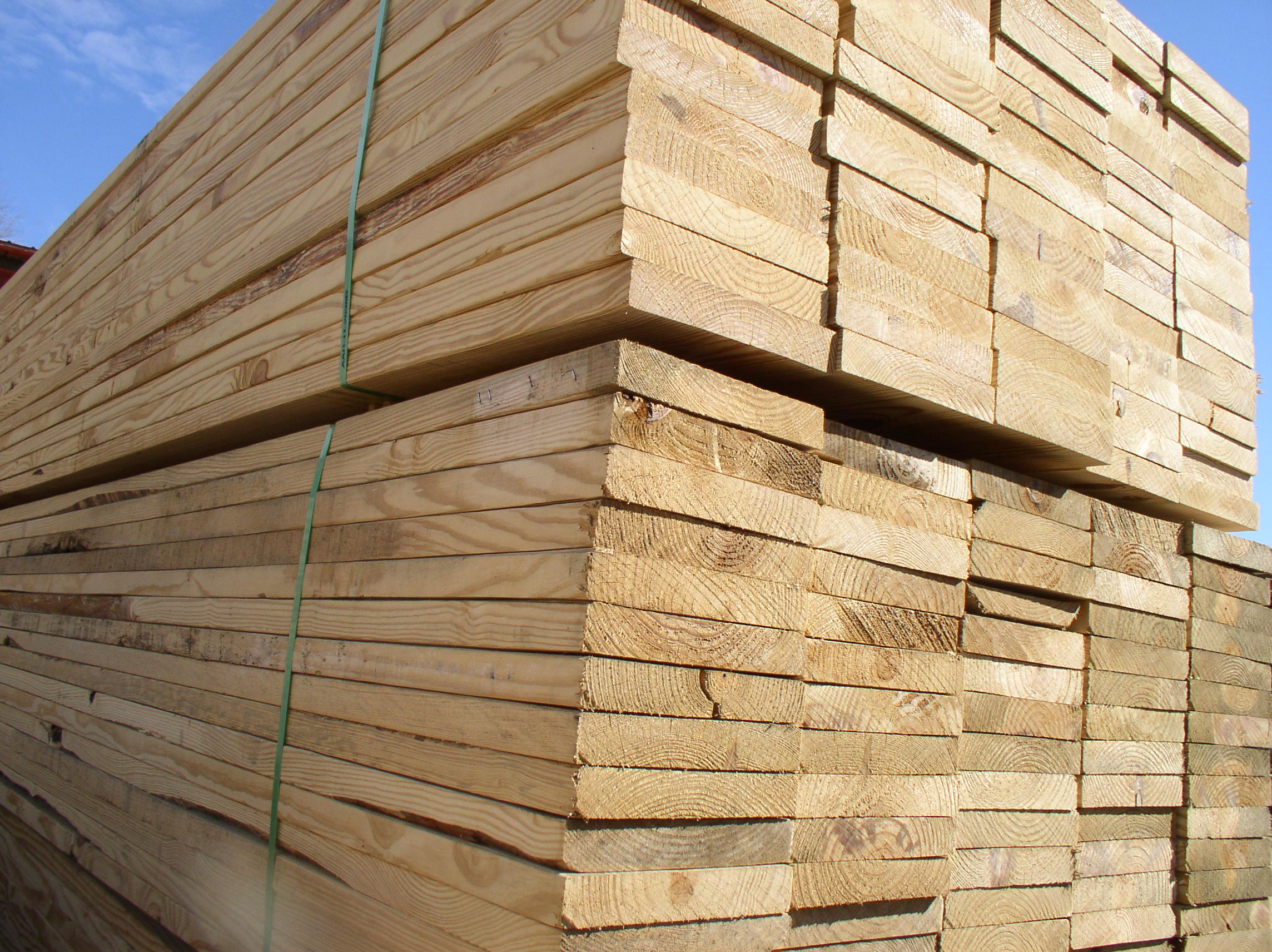 Yellow Wood Lumber ~ Lumber